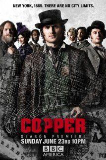 Copper - A törvény ára 1.évad (2012) online sorozat