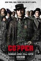 Copper - A törvény ára (2012) online sorozat