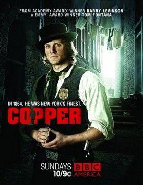 Copper - A törvény ára 2. évad (2013) online sorozat