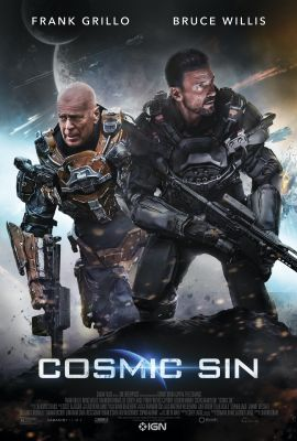 Cosmic Sin (2021) online film