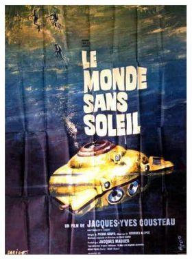 Costeau: A sötétség birodalma (1964) online film