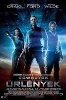 Cowboyok és űrlények (2011) online film