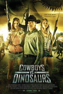 Cowboys vs Dinosaurs (2015) online film