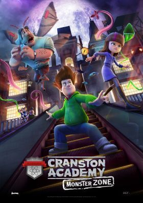 Cranston Academy: Monster Zone (2020) online film