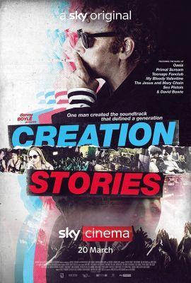 Creation Records - A történet (2021) online film