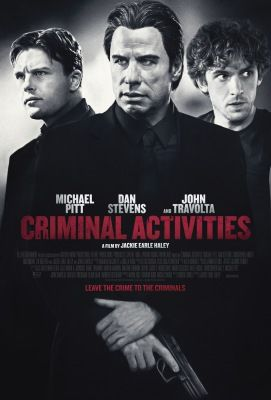Criminal Activities (2015) online film