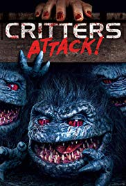 Critters Attack! (2019) online film