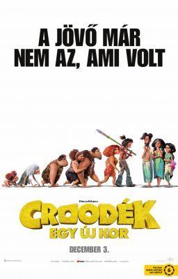 Croodék: Egy új kor (2020) online film