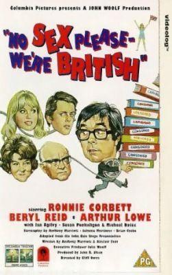Csak semmi szexet, kérem, angolok vagyunk! (1973) online film