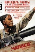 Csapajev (1934) online film