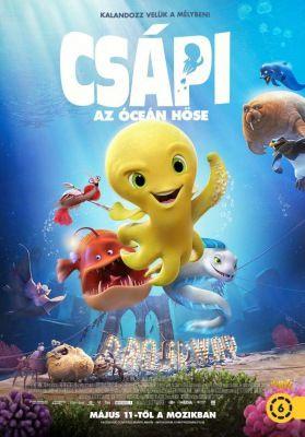 Csápi - Az óceán hőse (2017) online film