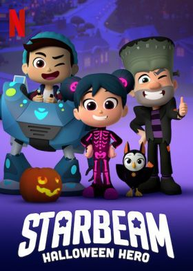 Csillagsugár Halloween hőse (2020) online film