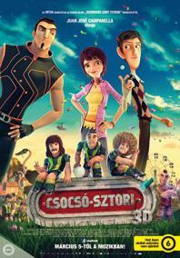 Csocsó-Sztori (2013) online film