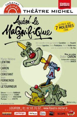 Csodálatos Andre (2000) online film