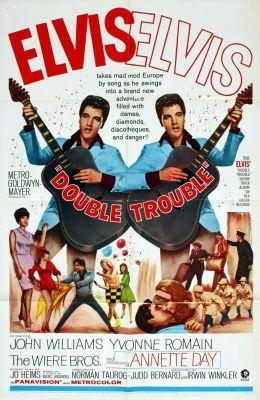 Csőstül a baj - Dupla baj (Double Trouble) (1967) online film