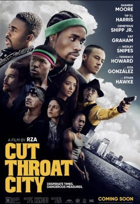 Cut Throat City (2020) online film