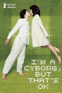 Cyborg vagyok, amúgy minden oké (2006) online film