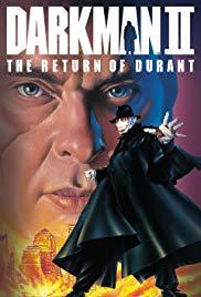 Darkman 2: Durant visszatérése (1995) online film