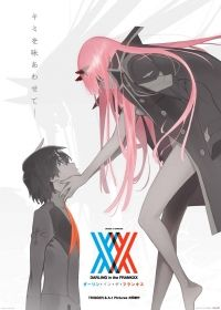 Darling in the FranXX 1. évad (2018) online sorozat