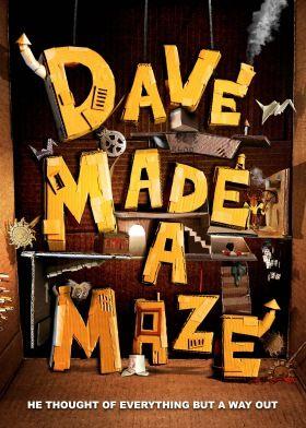 Dave és a labirintus (2017) online film