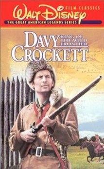 Davy Crockett, a vadnyugat királya (1955) online film