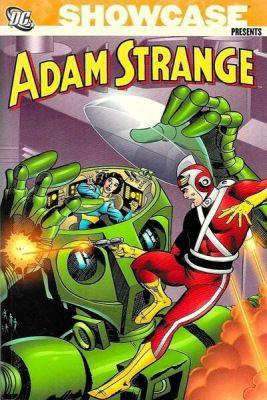 DC bemutató: Adam Strange (2020) online film