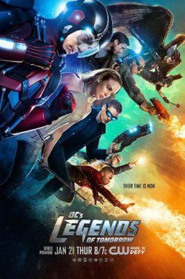 DC's Legends of Tomorrow 1. �vad (2016) online sorozat