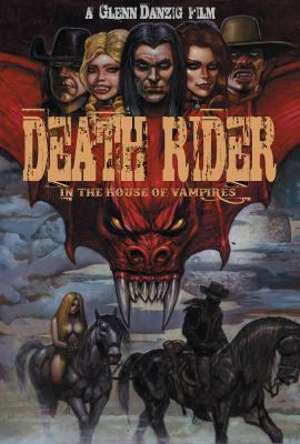 Death Rider in the House of Vampires (2021) online film