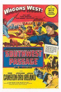 Délnyugati átjáró (1954) online film