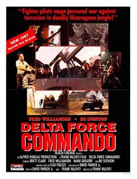 Delta Force Commando (1988) online film