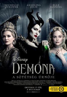 Demóna: A sötétség úrnője (2019) online film
