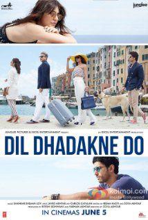 Dil Dhadakne Do (2015) online film