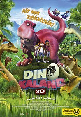 Dínó kaland (Dino Time) (2012) online film