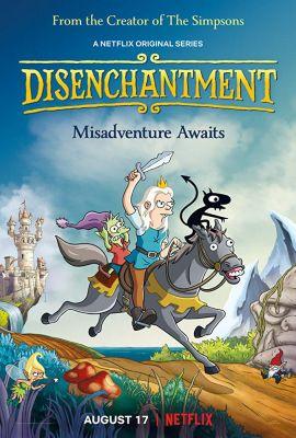 Disenchantment 1. évad (2018) online sorozat