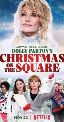 Dolly Parton: Karácsony a kisváros terén (2020) online film