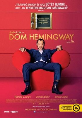 Dom Hemingway (2013) online film
