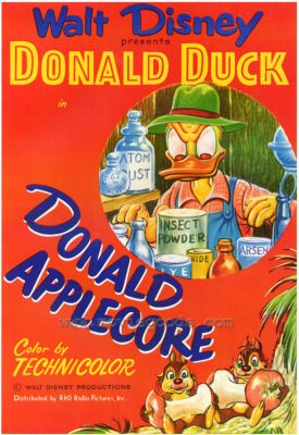 Donald kacsa - Almacsutka szüret (1952) online film