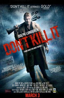 A megölhetetlen (Don't Kill It) (2016) online film