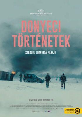 Donyeci történetek (2018) online film