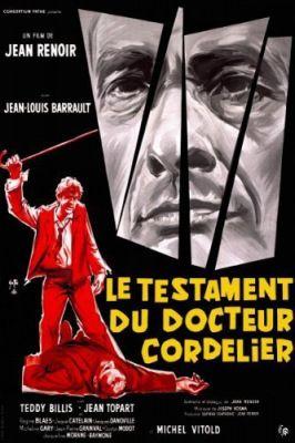 Dr. Cordelier végrendelete (1959) online film