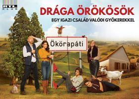 Drága örökösök 2. évad (2019) online sorozat