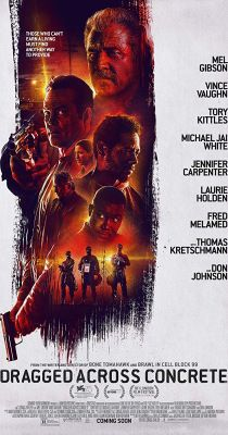 Dragged Across Concrete (2018) online film