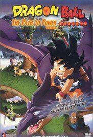 Dragon Ball 4: A hatalomhoz vezető út (1996) online film