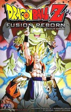 Dragon Ball Z 12: A fúzió újjászületése (1995) online film
