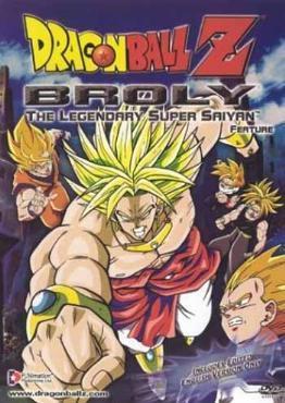 Dragon Ball Z 8: Broly, a legendás Szuper Csillagharcos (1993) online film