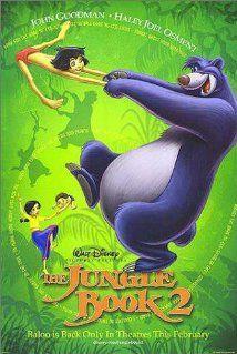 Dzsungel könyve 2 (2003) online film