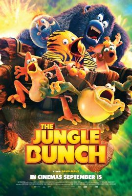 Dzsungel-mentőakció (2017) online film