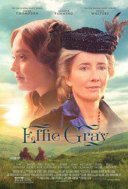 Effie Gray (2014) online film