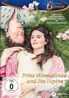 Égszínkék herceg és Csillagfürt tündér (2016) online film