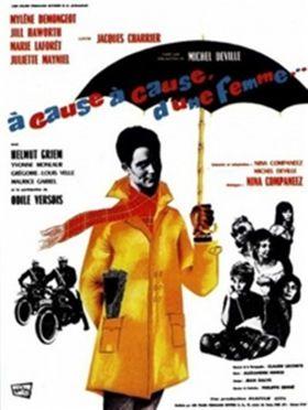 Egy asszonyért, egy asszonyért (1963) online film